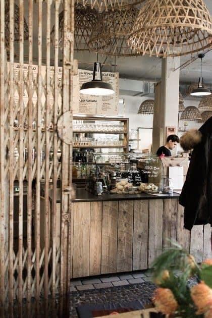 nhà hàng Berlin-Mitte