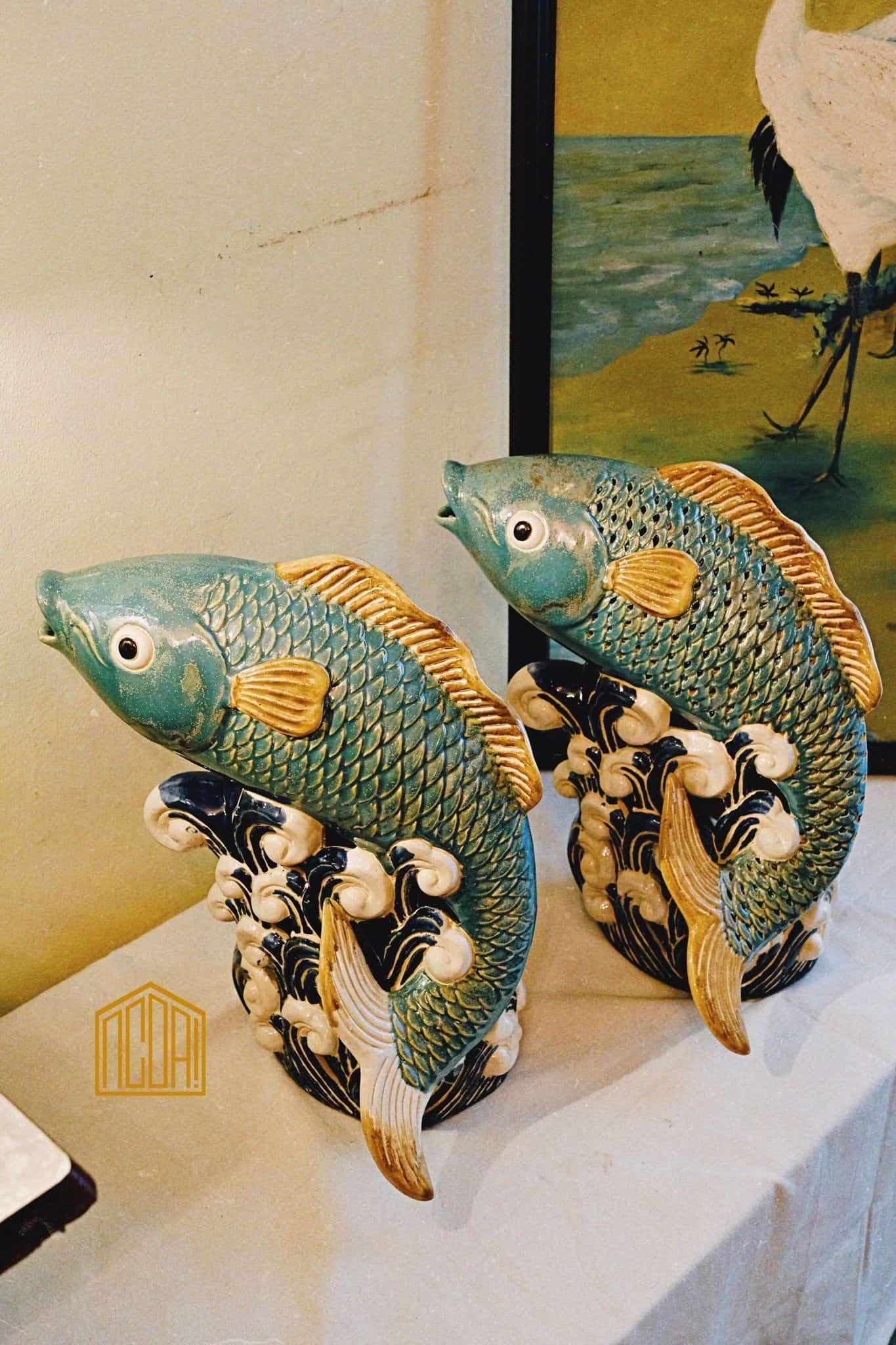 cá chép xanh đồng